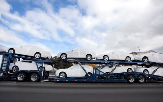 Car Transport Interstate